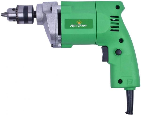 Plantex Auto Power 10mm Electric Drilling Machine for Home/Drill Machine for Wall, Wooden and Metal(IC066)