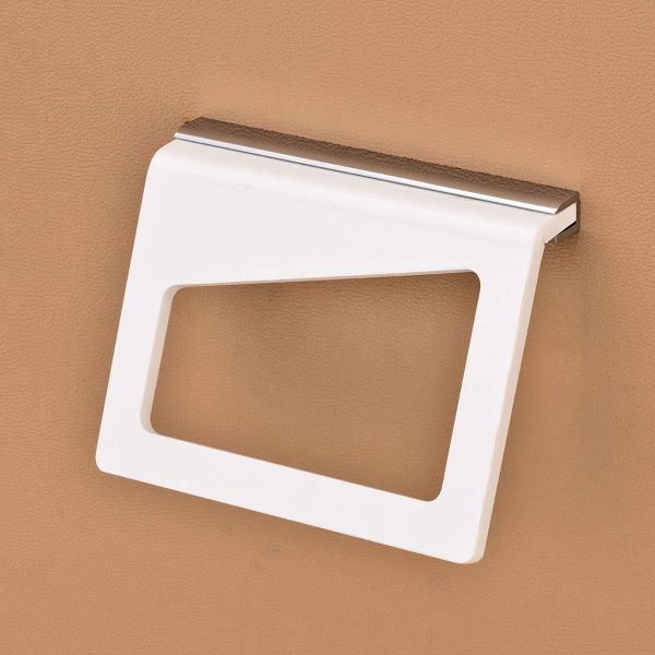 Plantex Opulux 8 mm Acrylic Towel Ring/Towel Holder Stand/Napkin Ring/Bathroom Accessories for Home