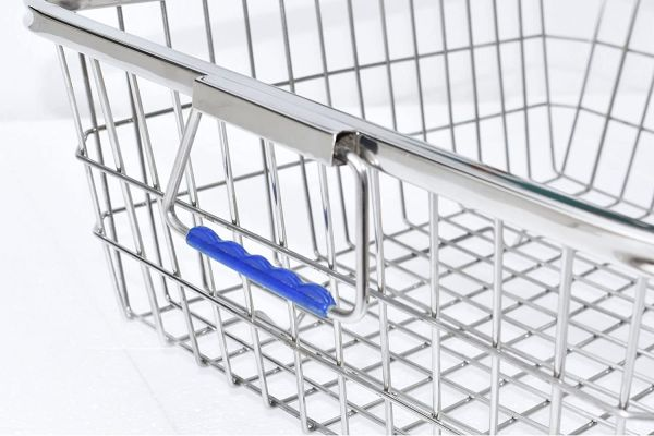 Plantex High Grade Stainless Steel Dish Drainer/Dish Drain Rack/Plate Stand/Kitchen Accessories - Lifetime Warranty (Size 4)
